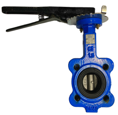 ANSI 150# Cast Iron Lug Type Butterfly Valve