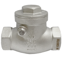 Threaded End SS316 ​Swing Check Valve